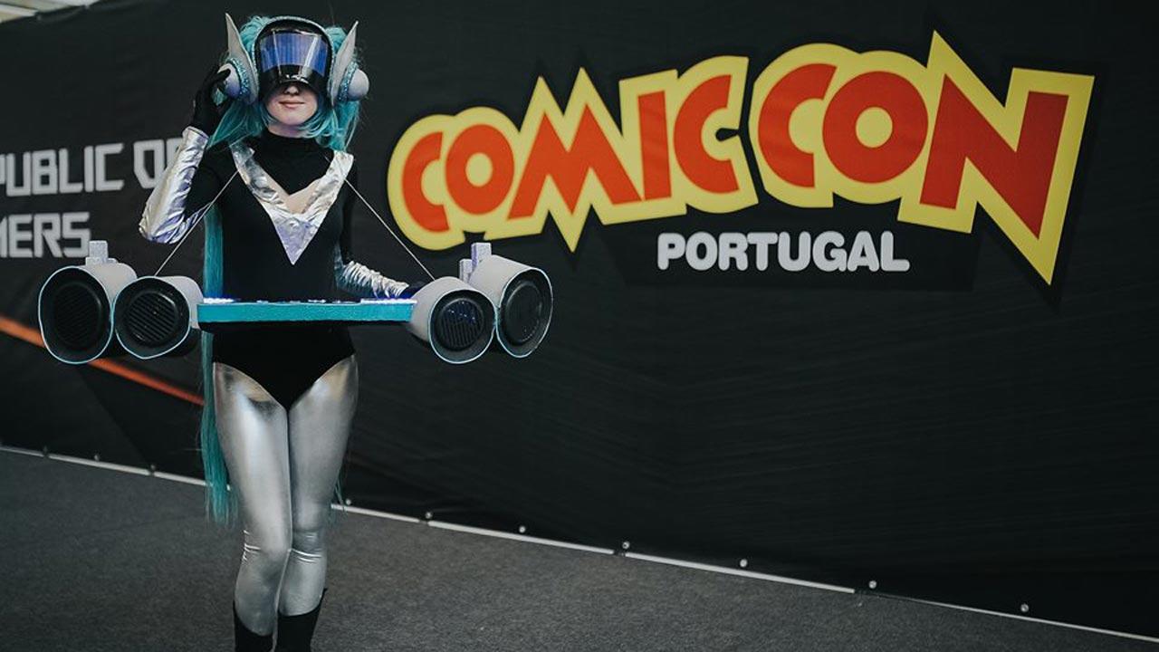 Mais de 70 mil visitantes no balanço da 3ª edição da Comic Con Portugal