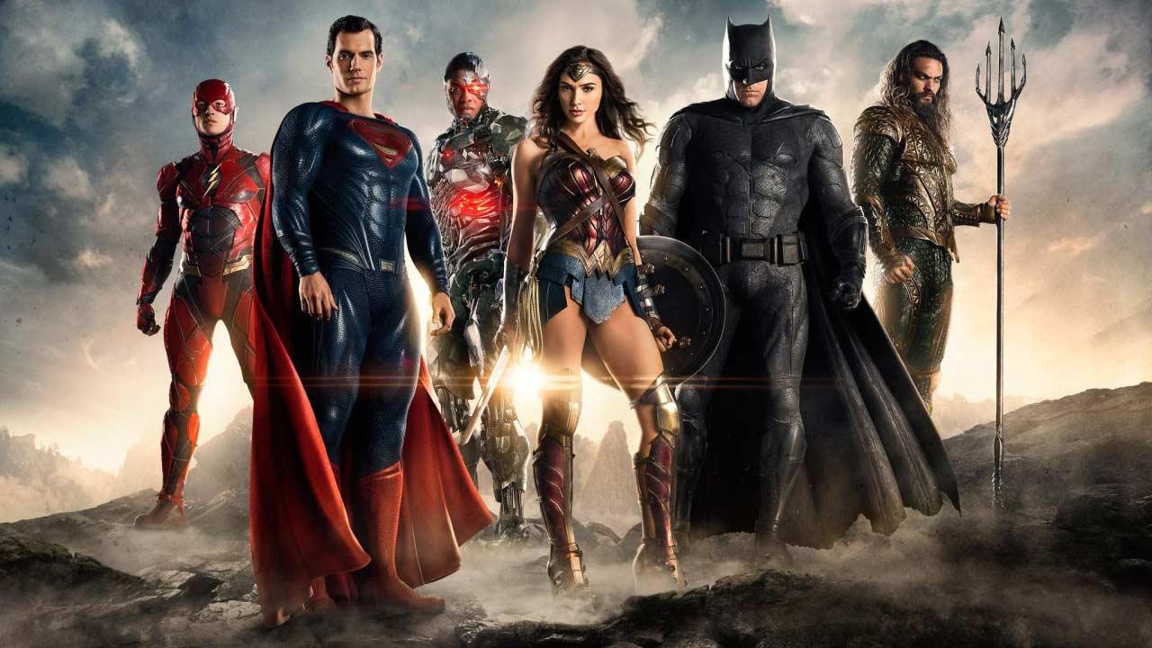 """Primeiro trailer de """"Liga da Justiça"""""""