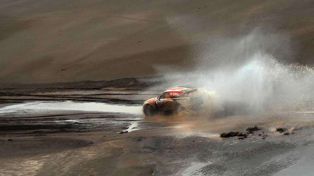 Eurosport anuncia o calendário de transmissões do Dakar 2017