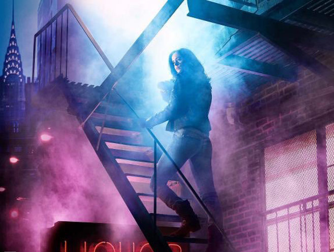 The Defenders 2/4: Jessica Jones