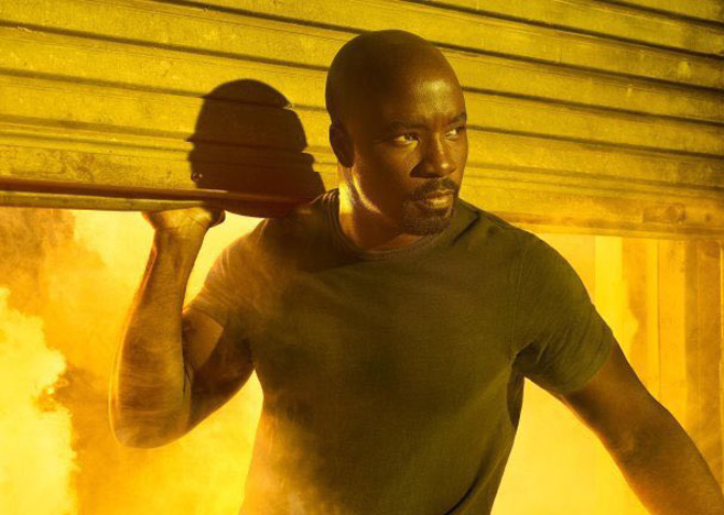 The Defenders 3/4: Luke Cage
