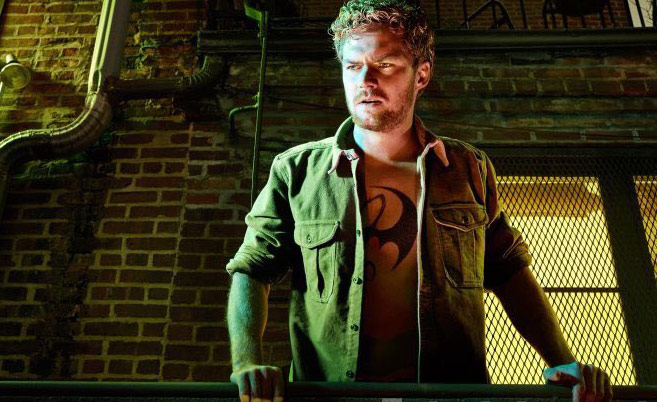 The Defenders 4/4: Iron Fist