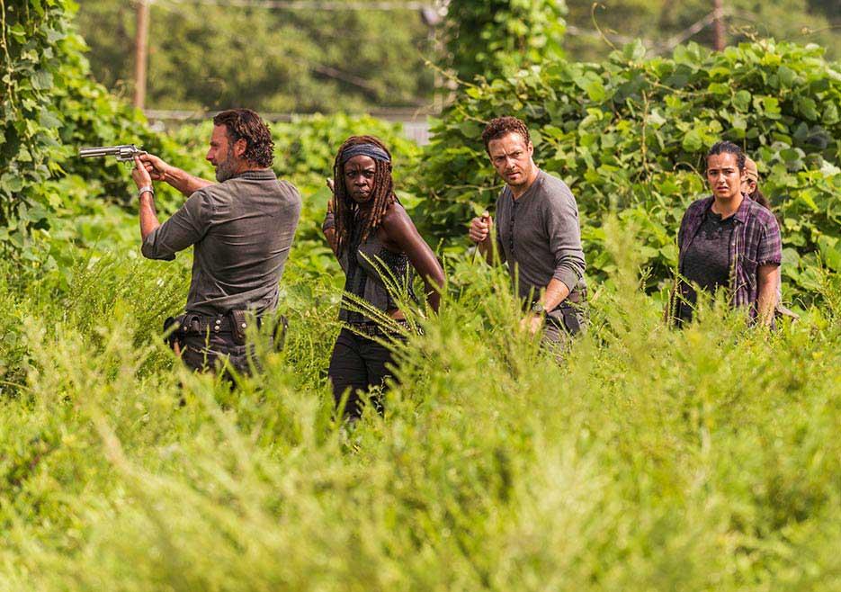 The Walking Dead - segunda parte da sétima temporada 1/4