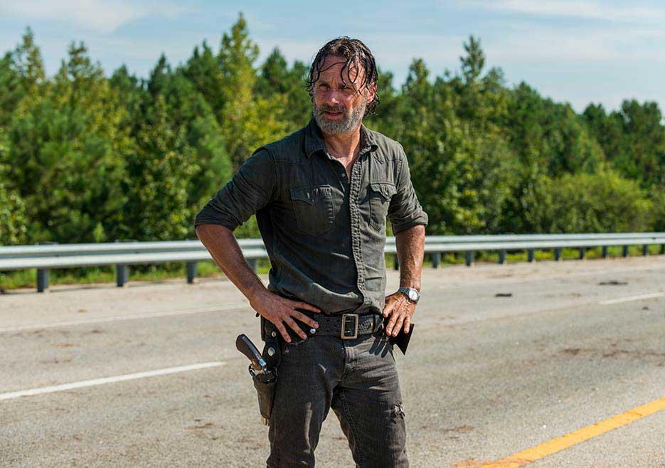 The Walking Dead - segunda parte da sétima temporada 2/4