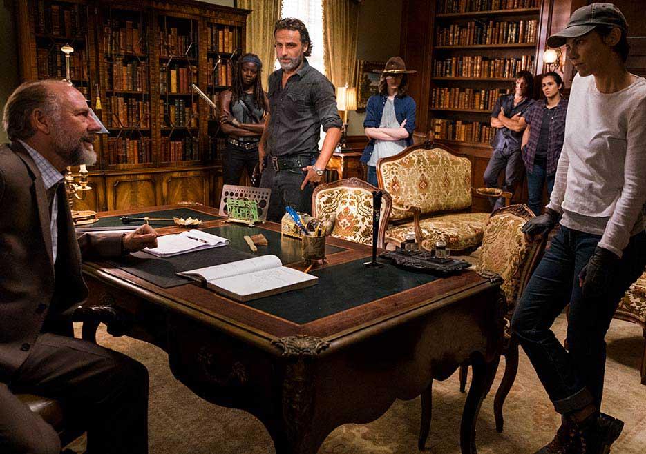 The Walking Dead - segunda parte da sétima temporada 4/4