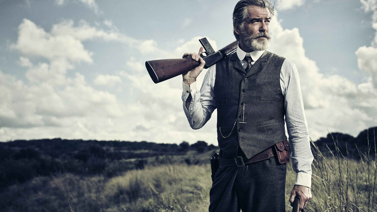 "AMC Portugal anuncia minissérie ""The Son"" com Pierce Brosnan para abril"