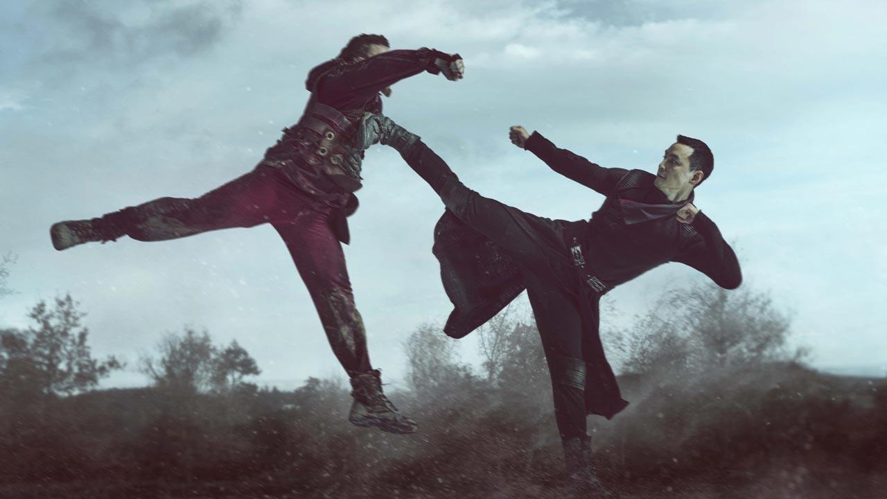 """""""Into the Badlands"""": segunda temporada em março no AMC"""