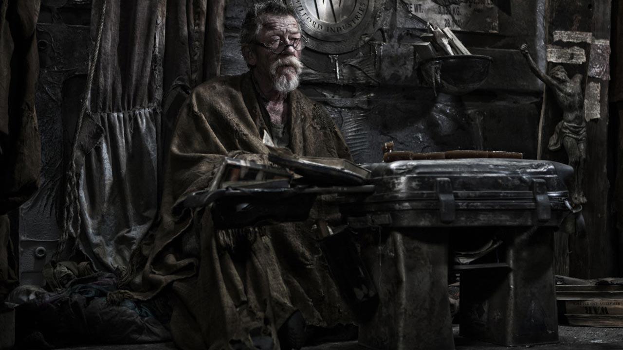 Morreu o ator inglês John Hurt