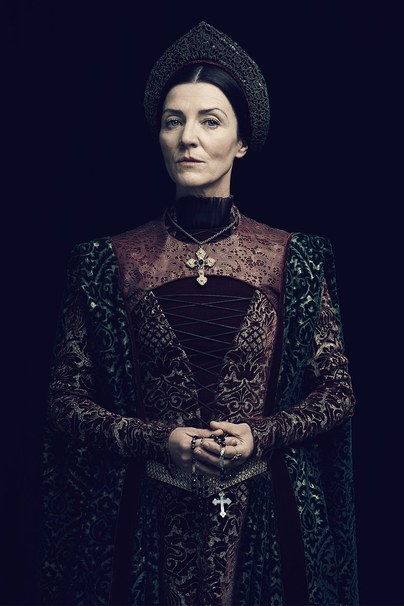 The White Princess 2/6: Lady Margaret Beaufort (Michelle Fairley)