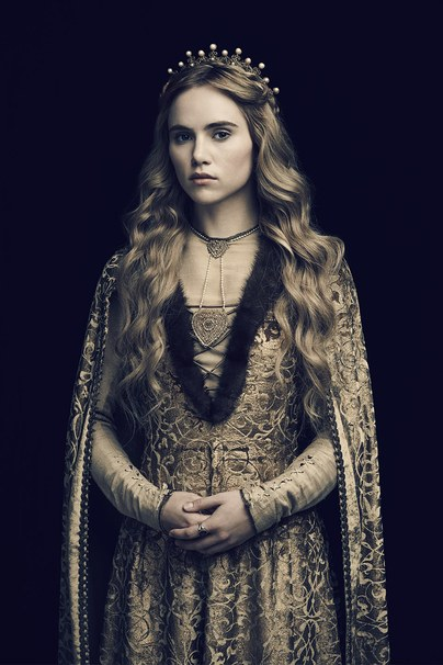 The White Princess 3/6: Cecily of York (Suki Waterhouse)