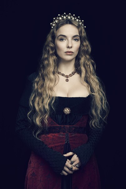 The White Princess 5/6: Elizabeth of York (Jodie Comer)