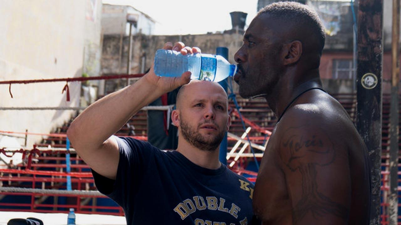 Idris Elba assume novo desafio: ser lutador profissional - a 25 de fevereiro no Discovery Channel