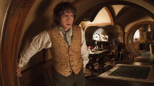 """Mudança de data para terceira parte de """"O Hobbit"""""""