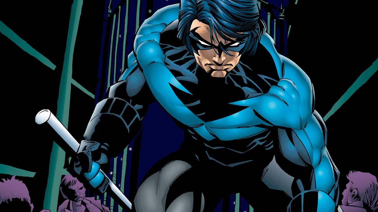"""""""Nightwing"""" é o próximo super-herói a chegar ao cinema"""