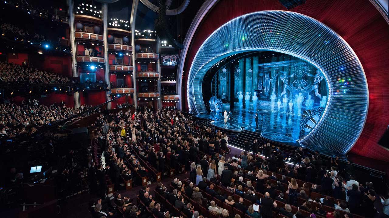 Vencedores dos Óscares 2017