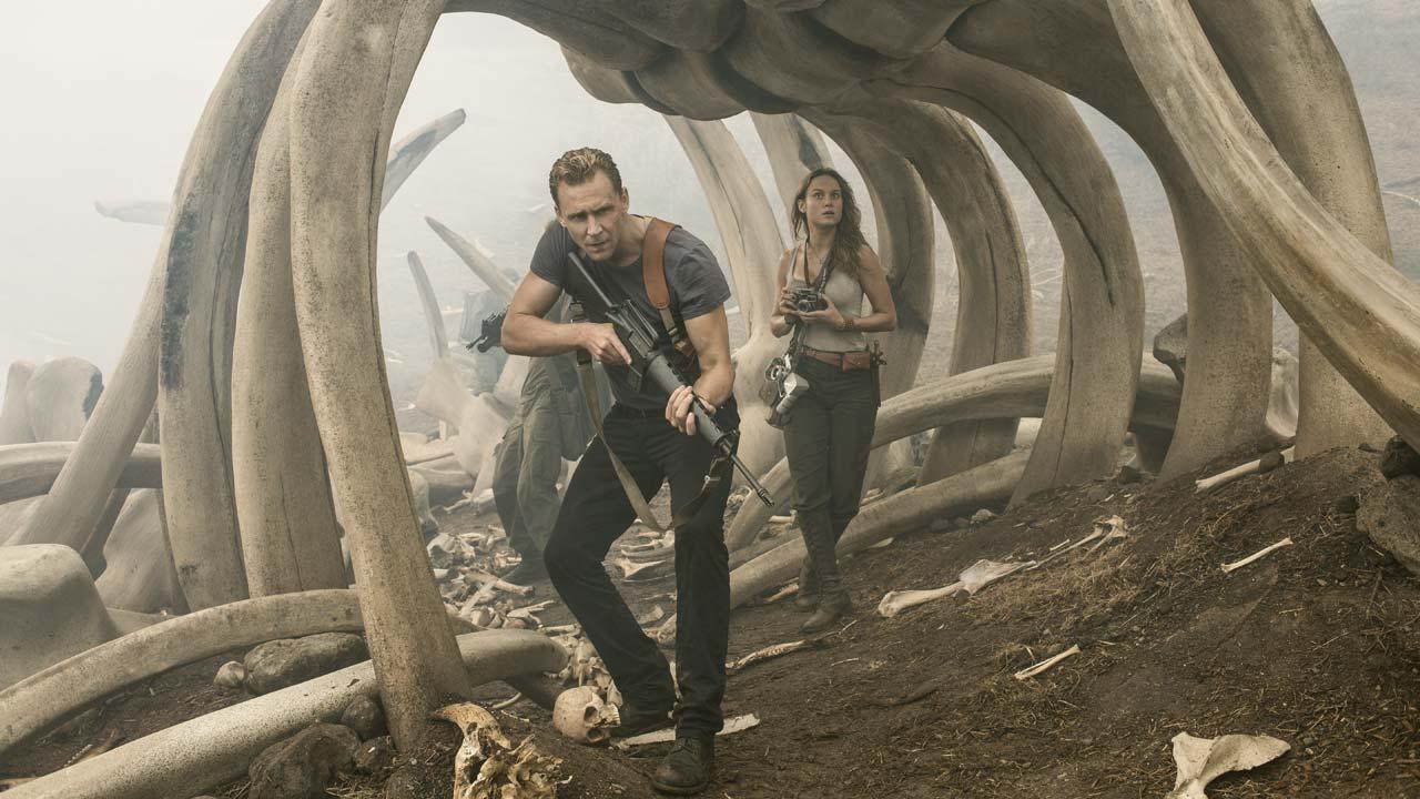 """[Terminado] Ganhe convites para a antestreia do filme """"Kong: Ilha da Caveira"""" em Lisboa"""