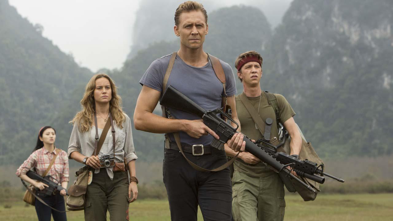 """Participe nos passatempos do filme """"Kong: Ilha da Caveira"""""""