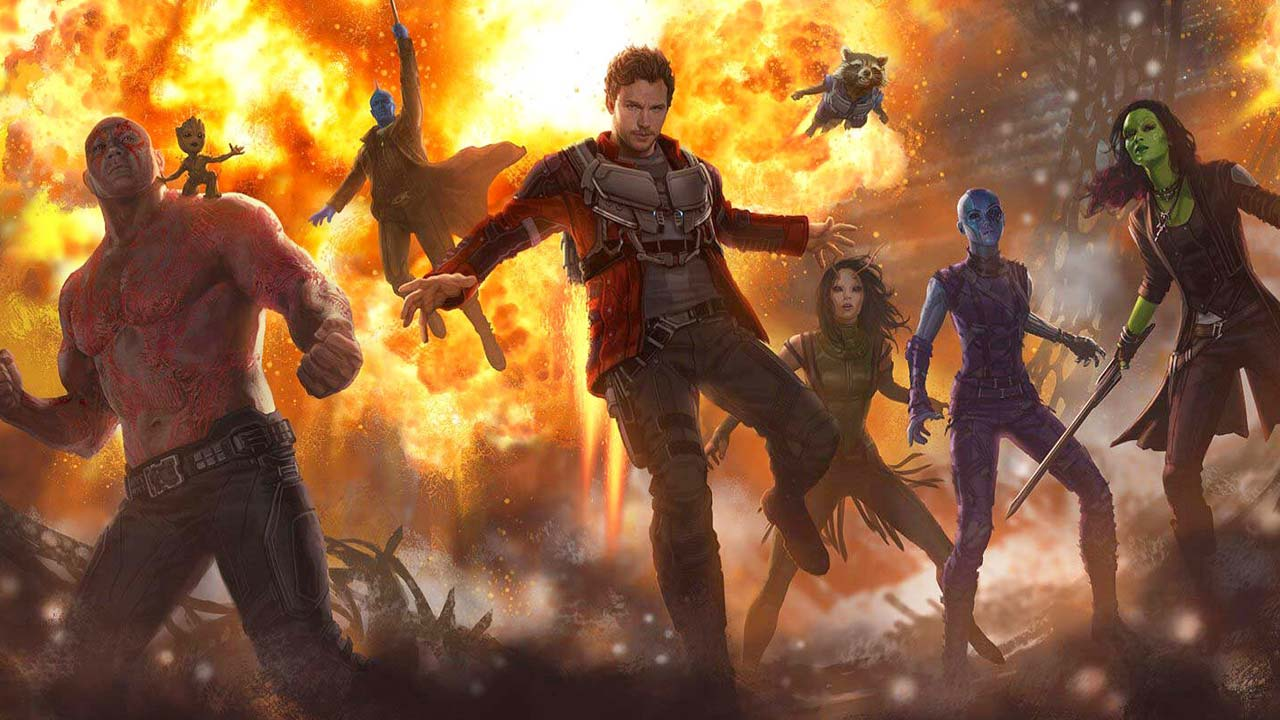 "James Gunn promete regressar para o volume 3 de ""Guardiões da Galáxia"""