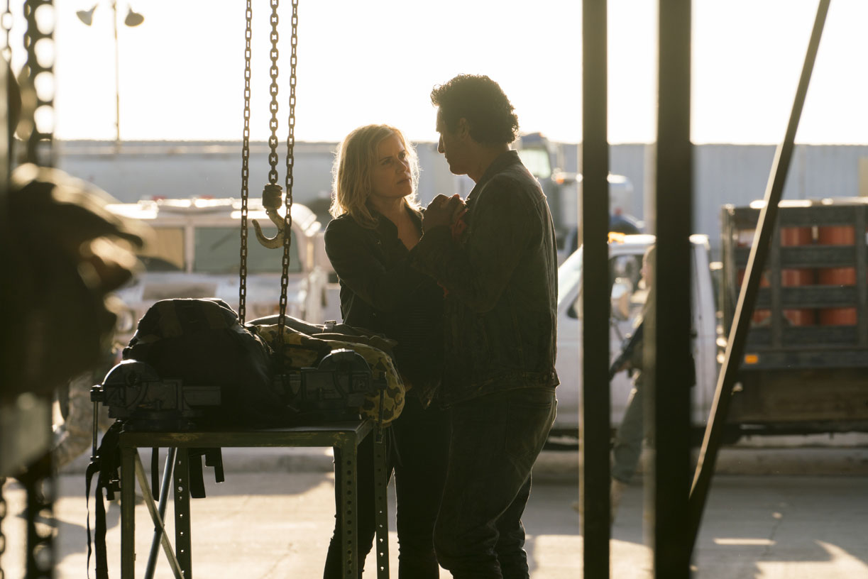 Fear the Walking Dead - Primeiro olhar temporada 3 1/3