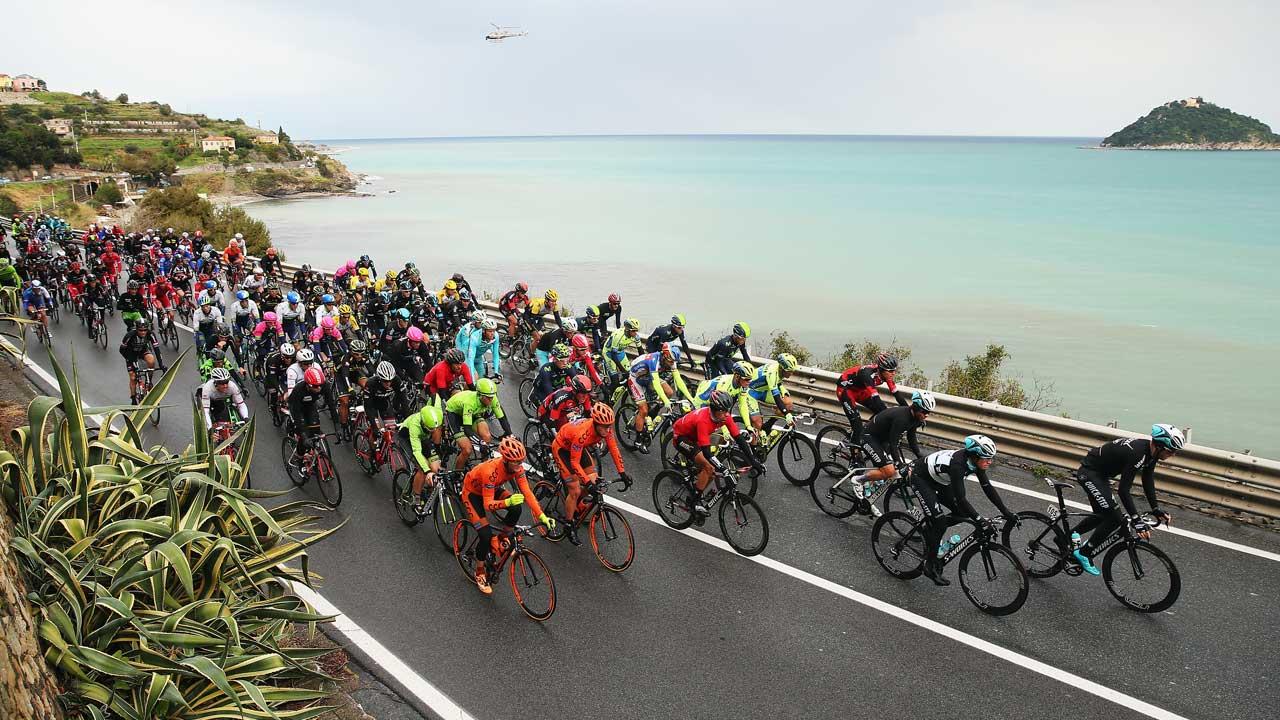 Calendário de transmissões de ciclismo em março nos canais Eurosport