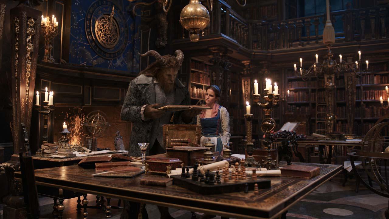 """""""A Bela e o Monstro"""" será o primeiro filme Disney projetado em Expanded IMAX"""
