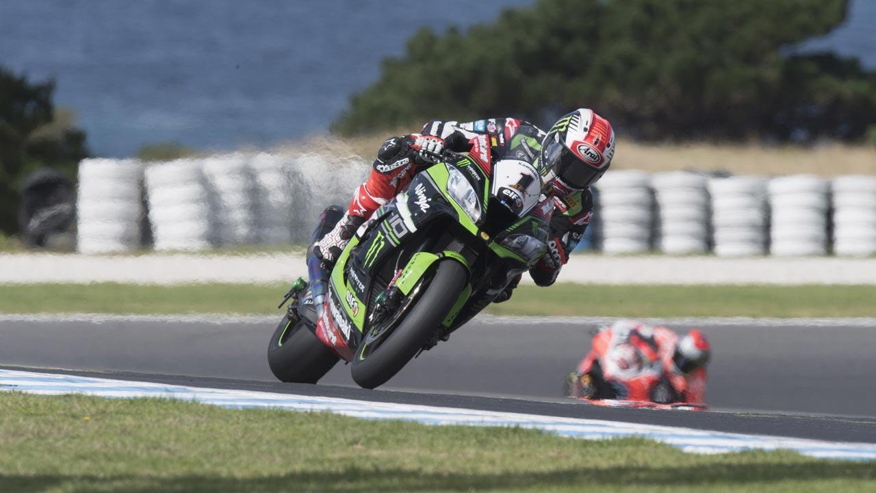 Mundial de Superbike - Tailândia (horários das transmissões televisivas nos canais Eurosport)