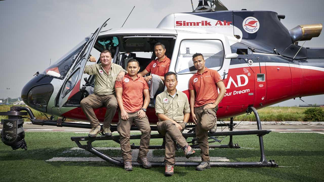 """""""Resgate no Evereste"""" estreia a 22 de março no Discovery Channel"""