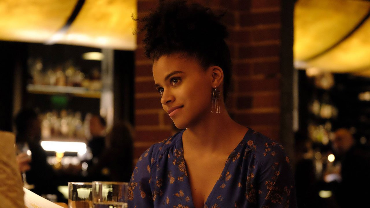 """Zazie Beetz da série """"Atlanta"""" vai ser Domino em """"Deadpool 2"""""""