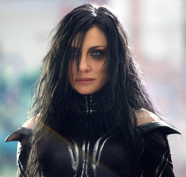 Thor: Ragnarok 1/4: Cate Blanchett é Hela