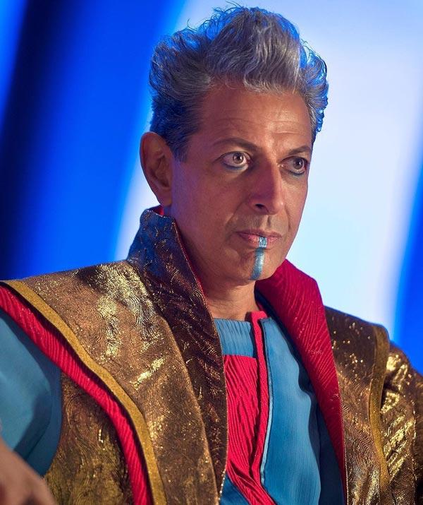 Thor: Ragnarok 4/4: Jeff Goldblum é Grandmaster