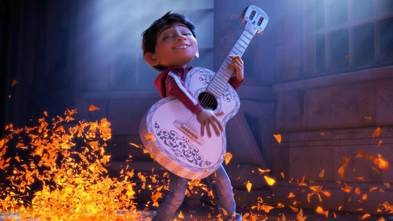 """Primeiro trailer de """"Coco"""" a nova animação da Pixar"""