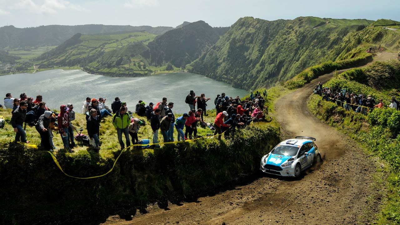 O Europeu de Ralis começa em abril nos Açores - o Eurosport transmite