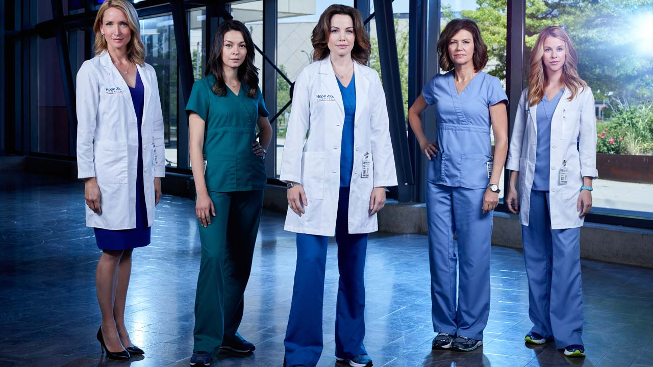 Saving Hope 5