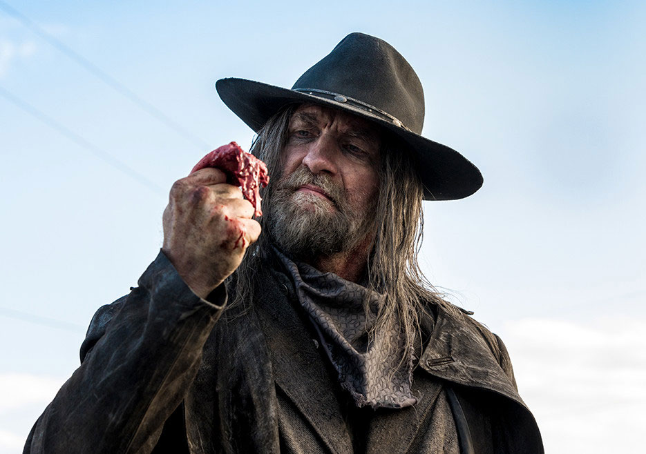 Preacher - primeiro olhar sobre a temporada 2 5/6: Saint of Killers (Graham McTavish).