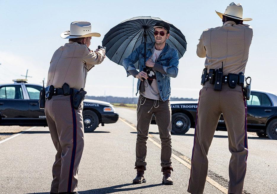 Preacher - primeiro olhar sobre a temporada 2 3/6: Cassidy (Joseph Gilgun).