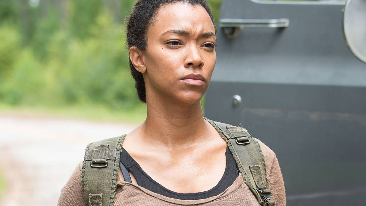"Sonequa Martin-Green sai de ""The Walking Dead"" e entra em ""Star Trek Discovery"""