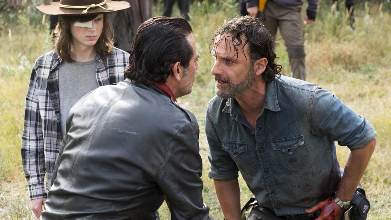 """""""The Walking Dead"""": final da sétima temporada com a mais baixa audiência em cinco anos"""