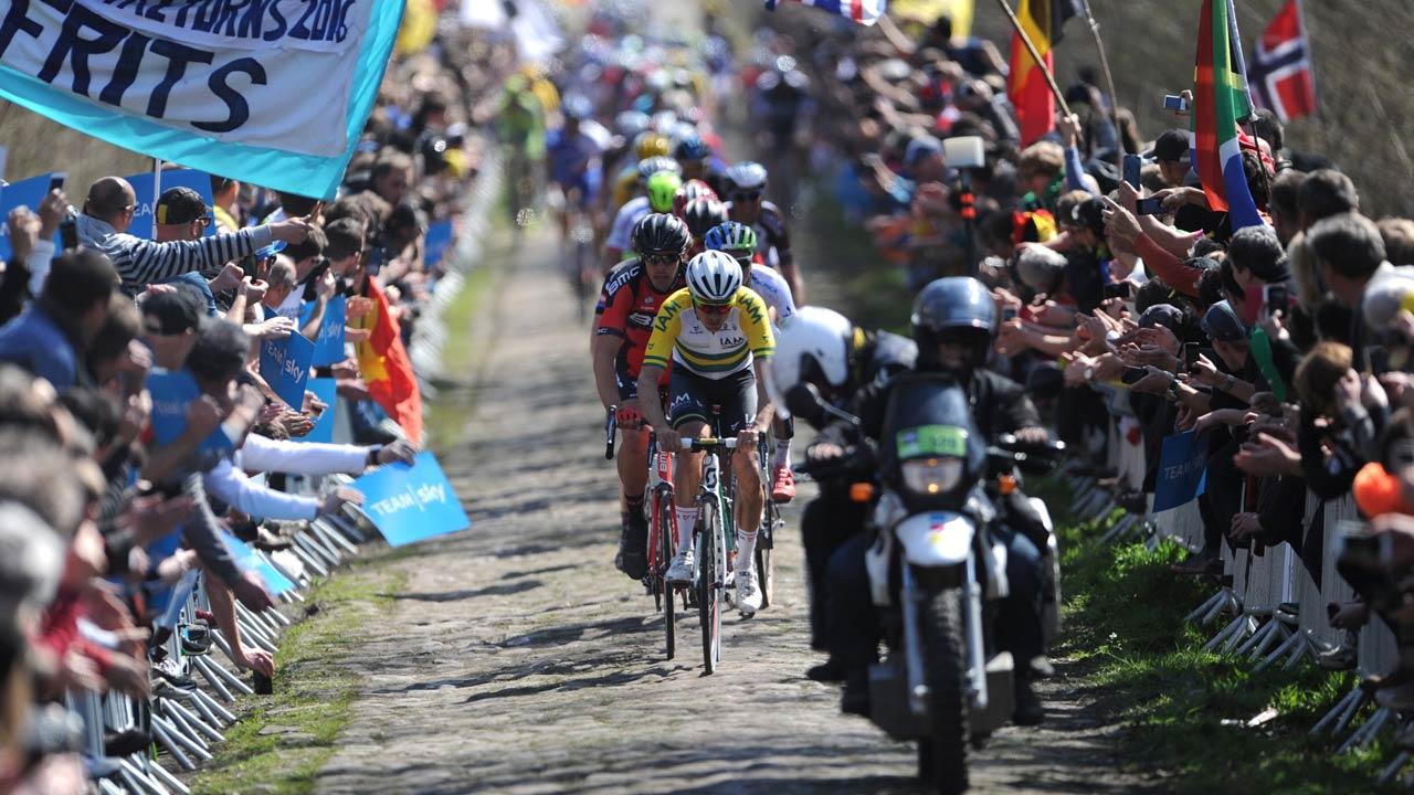 Paris-Roubaix: o inferno do norte chega domingo em direto no Eurosport