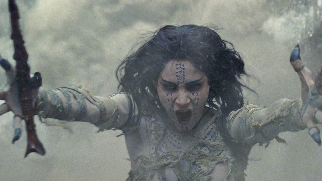 """Novo trailer de """"A Múmia"""" apresenta a história por detrás do terror"""