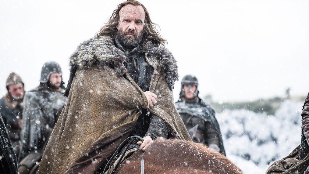 """Primeiro olhar - temporada 7 de """"A Guerra dos Tronos"""" 5/15: Rory McCann (Sandor """"The Hound"""" Clegane)"""