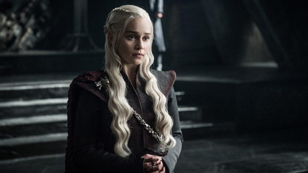 "Primeiro olhar - temporada 7 de ""A Guerra dos Tronos"" 6/15: Emilia Clarke (Daenerys Targaryen)"