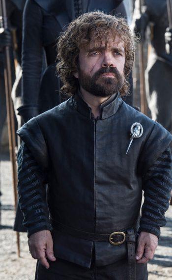 """Primeiro olhar - temporada 7 de """"A Guerra dos Tronos"""" 12/15: Peter Dinklage (Tyrion Lannister)"""