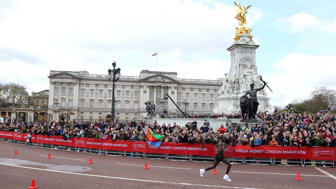 Eurosport transmite edição 2017 da Maratona de Londres