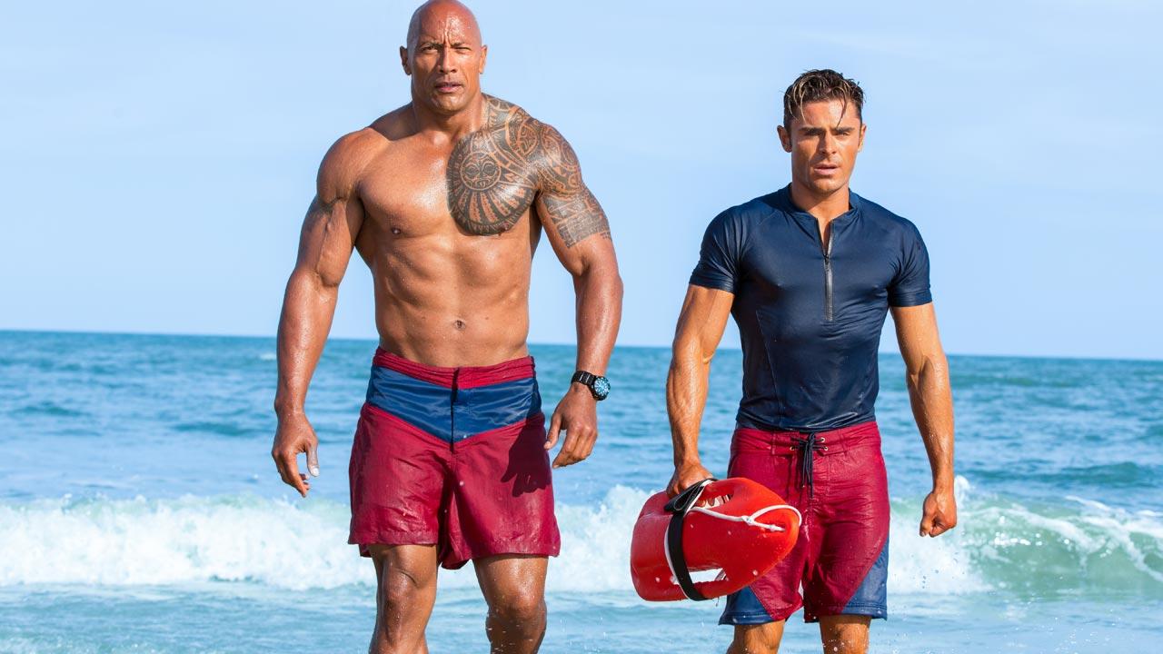 """Paramount lança um quarto trailer de """"Baywatch - Marés Vivas"""""""