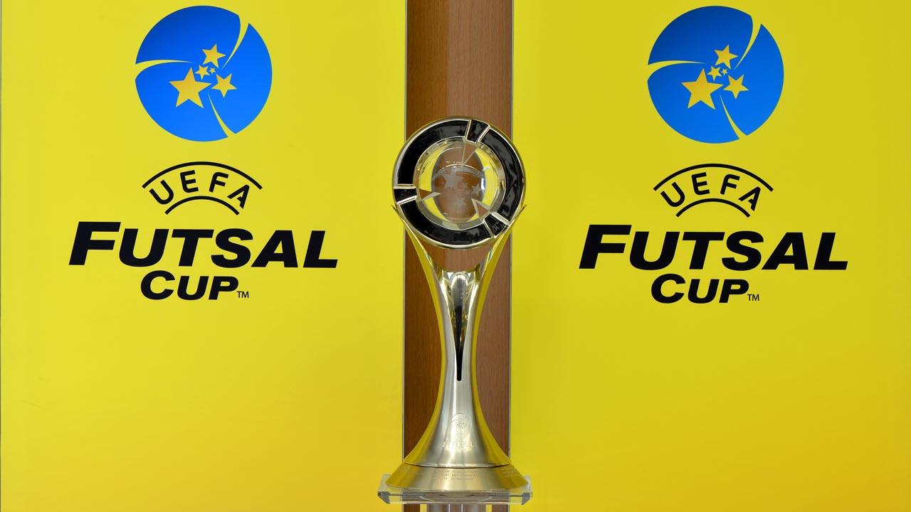 Eurosport transmite jogos do Sporting nas finais da UEFA Futsal Cup
