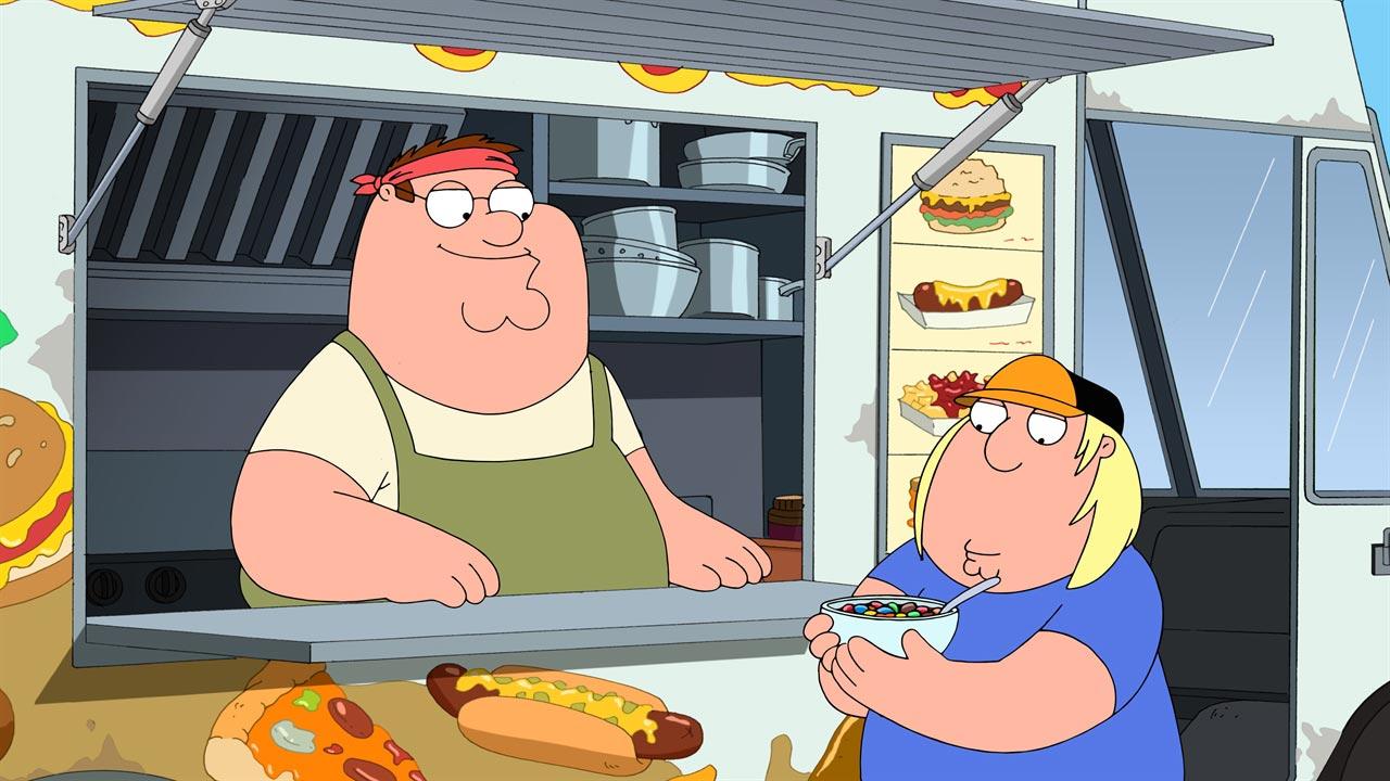 Family Guy 16