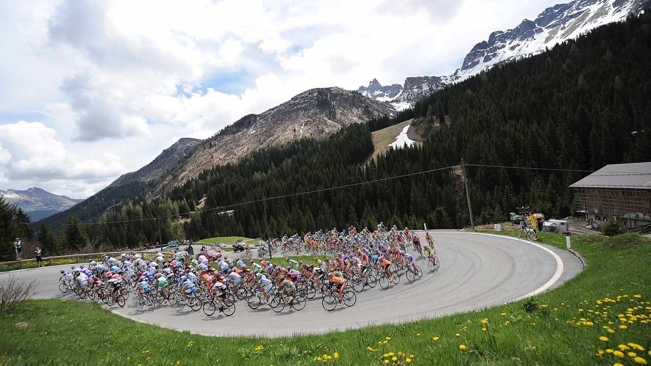 Eurosport anuncia emissões da edição centenária da Volta à Itália em ciclismo