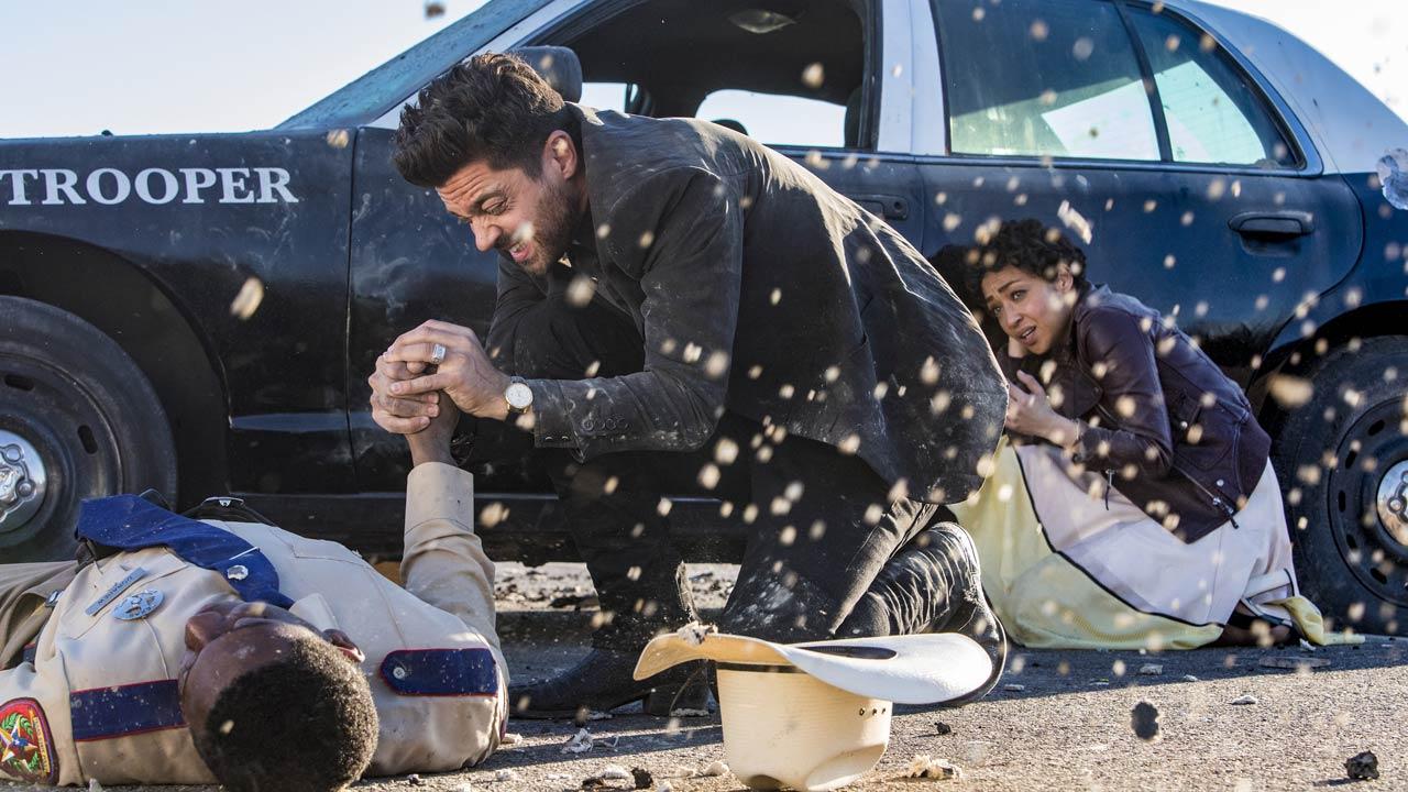 "Trailer e posters da segunda temporada de ""Preacher"""