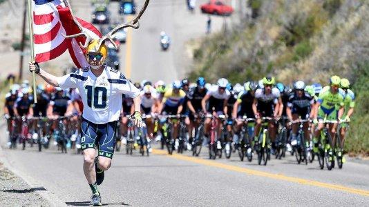 Volta à Califórnia no Eurosport a partir de 14 de maio