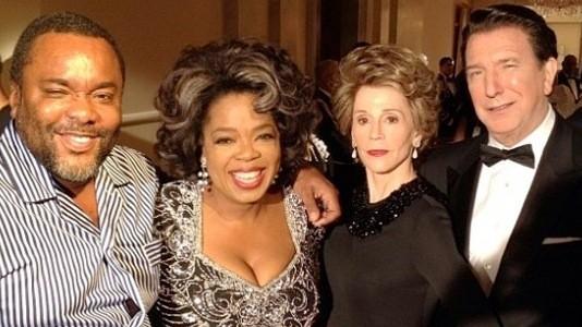 """Alan Rickman e Jane Fonda são o casal Reagan em """"The Butler"""""""